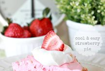 Dessert / by HandbagsNPigtails SG