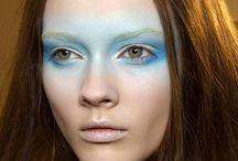 Icequeen makeup