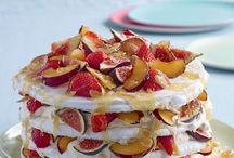 Six ways with meringue / Meringue is the ultimate show-off dessert, perfect for housing summer fruits and pillows of cream.