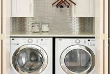 Laundry Rooms / by Sheri Wamble