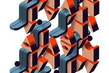 Illustration isométrique