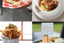 Food ideas for wedding