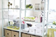 Small & Organized Home. / by Laura Kelley