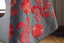 Applique Quilts / Gorgeous quilts featuring applique.