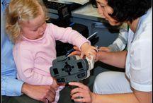 Okulistyka dziecięca / SPEKTRUM Ośrodek Okulistyki Klinicznej posiada najnowocześniejszy sprzęt do diagnostyki schorzeń okulistycznych u dzieci już od wieku noworodkowego.