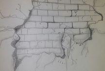 3 d рисунки