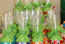 Ninja turtles bday