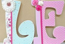 Letters / by Vicki Paul