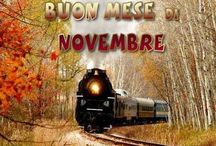 Bentornato novembre