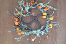 Wreaths / Wreaths for the home for all occasions!