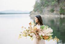 Serene Wedding Inspiration