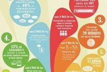 Marketing Infographics / Useful information for marketers
