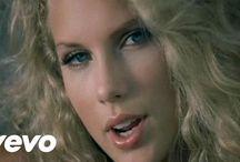 Music Videos Taylor Swift❤