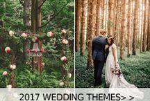 2017 wedding themes
