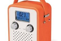Orange Radios & Televisions & Pickups