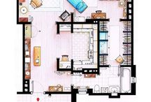D&D Floorplan Ideas
