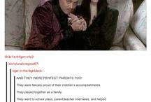 Addams·Gomez x Morticia
