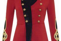 Lauren military jacket ralph
