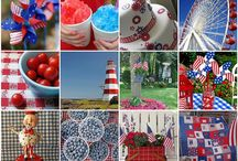 Summer and July 4 / by Lori Z. @ mudpiestudio.blogspot.com