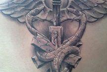 Zukünftige Projekte / Tattoo's