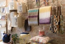 Shop design, display / Inneneinrichtung für Läden