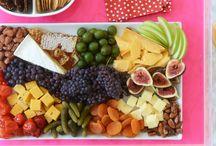 display | food