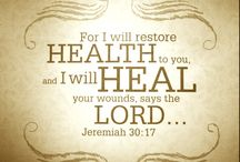 Bible Guidance / Bible verses that help me through life and keep my faith strong.  / by Shareka Bentham