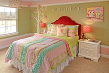 Boy and Girl Room Ideas / by Laura Higgins-Dassance