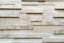 Wall / revetment // coating / lining / facing /
