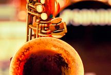 Saxophone Love / Celebration of the wonderful woodwind / by Rob Miller