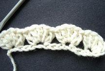 Crochet / Hækleopskrifter