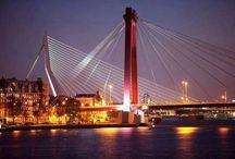 Rotterdam / De stad to be