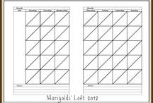 Get Organized / by Marigolds' Loft