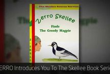 Skellee Videos - Short Stories For Kids / Who is Skellee and why would children want to read the stories?  Watch the Skellee video to see how they make great childrens bedtime stories.  You children will sleep magically after hearing one of the Skellee stories.