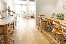 Restaurantes y tiendas especializadas