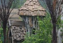 Fairy Houses and Homes