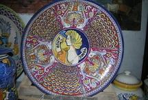 maiolica riproduzioni / ceramica maiolica riproduzione