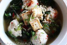 Dinner Club Ideas / by Allison Klein