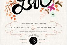 Invitations & motifs