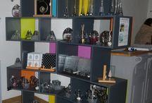 Mes expos / Différentes expos des produits ALGAN DE LUX, salon, boutiques, marchés,....