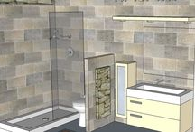 BATHROOM: 4x9 / WANT A FREE DESIGN FOR YOUR BATHROOM?  SEND INFO TO MARMOTECH AT FACEBOOK