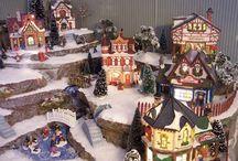 Christmas Village Display / by Mario Prince