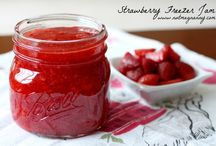 Jams, pickles etc / by Tracy DeCotiis Henderson