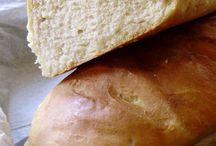 Chorvatský bílý chleba