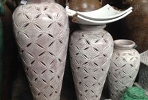 Vase - assorted bali