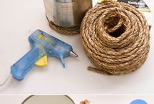 DIY - Decor / Looking for some great DIY decor ideas? This board features a great collection of DIY decor projects!