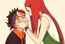 Obito and Kushina