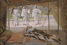 aARTIST: Tissot, Biblical / by Paula Sanders