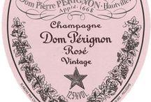 Champagne & Cava Labels