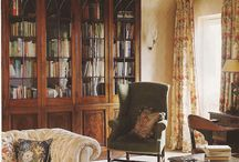 English Country Styling / A collection of inspirational images reflecting English Country styling and decor